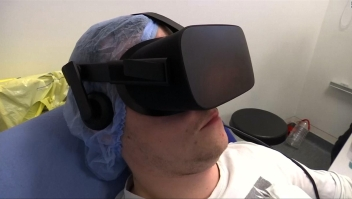 Hospital en Francia usa realidad virtual para ayudar pacientes