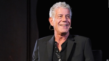 Don Francisco: Anthony Bourdain me parecía extraordinario