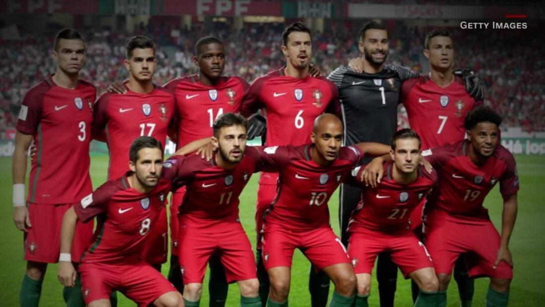 Cristiano Ronaldo lidera a Portugal en Rusia 2018