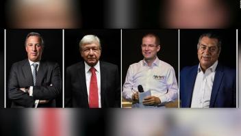 Claves para el tercer y último debate presidencial en México