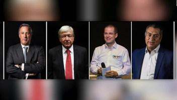 ¿Cuáles son las propuestas de los candidatos presidenciales en México?