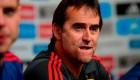 Destituido director técnico de la selección de fútbol de España