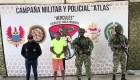 """Capturan al hermano de alias """"Guacho en Colombia"""