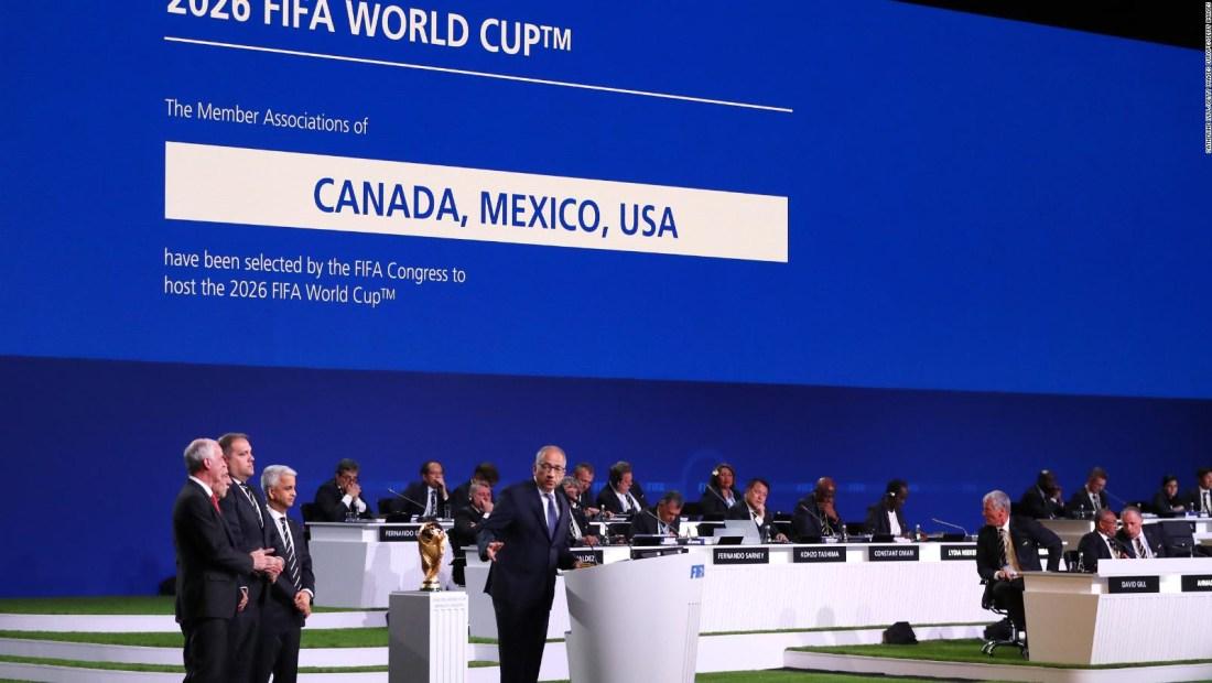 Mundial 2026: reacciones al anuncio de las sedes
