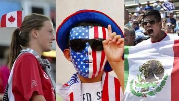 En 2026 será el primer Mundial con sede en tres países