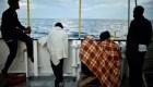 España reconocerá como refugiados a inmigrantes rescatados por el barco Aquarius