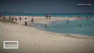 60 segundos de vacaciones... en Varadero, Cuba
