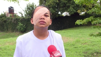 Víctimas y heridos de las protestas en Nicaragua relatan su historia
