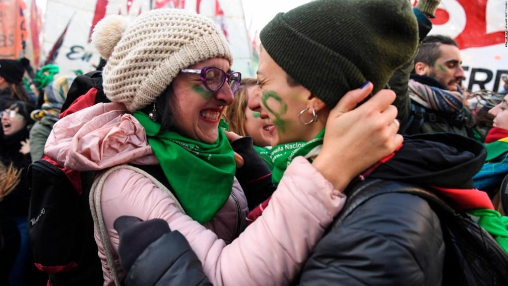 Argentina, ¿cada vez más cerca de la legalización del aborto?