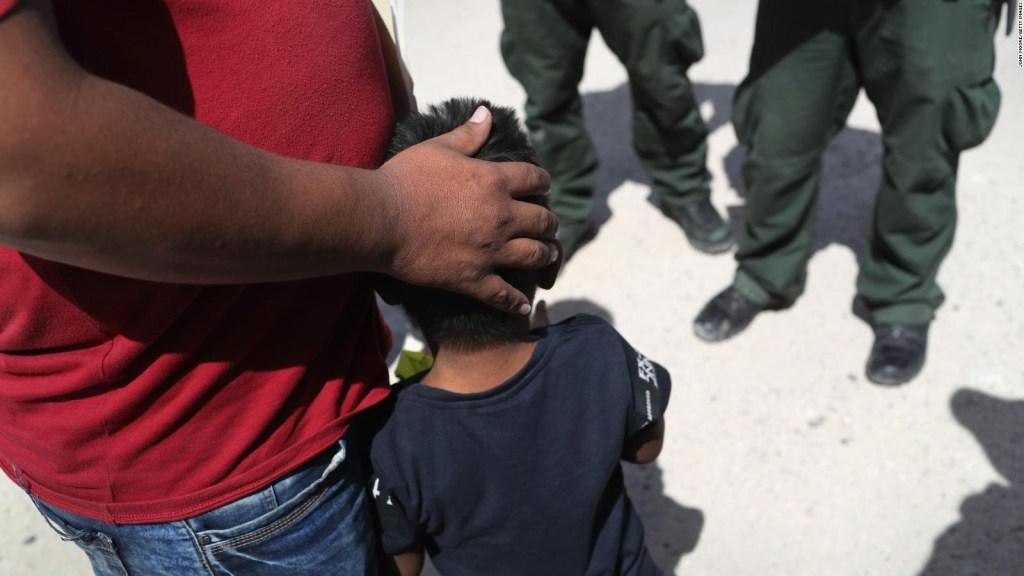 OEA condena práctica de separación de familias