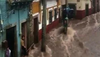 Así será el trayecto de la tormenta Bud en el norte de México