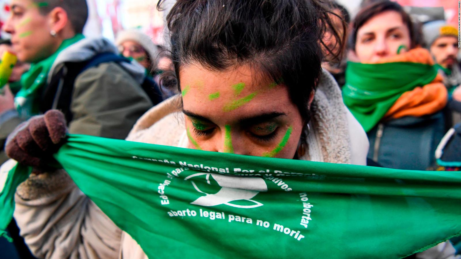 Aborto: a un paso de ser legal en Argentina