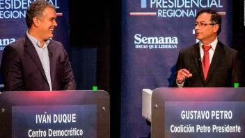 Colombia, dividida entre Petro o Duque