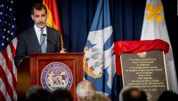 #ElDatoDeHoy: la visita de los reyes de España a Estados Unidos