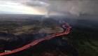 #LaImagenDelDía: un camino de lava del volcán Kilauea