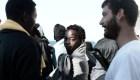 Cientos de migrantes africanos llegan a las costas de España