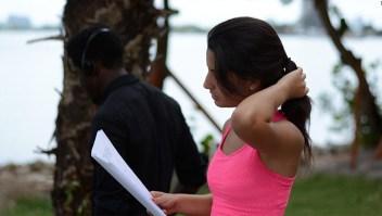 """Conoce a la venezolana en la serie """"Grown"""""""
