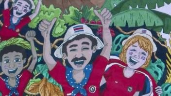 Así celebró Google la fiebre mundialista de Costa Rica