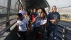 México y Honduras condenan separación de familias inmigrantes