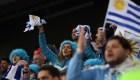 Rusia 2018: Uruguay, Portugal y España enfrentan al bloque árabe