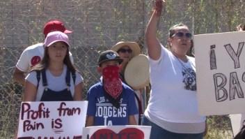 Activista: Encarcelar niños no representa a EE.UU.