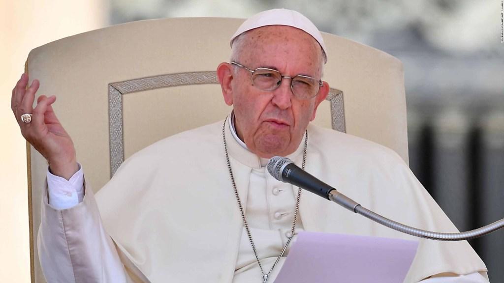 Francisco considera inmoral la separación de familias en EE.UU.