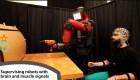 ¿Te imaginas tener control de un robot con tu cerebro?
