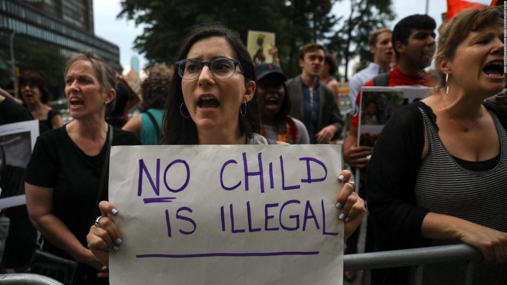 Gobierno no informó de envío de niños inmigrantes a Nueva York