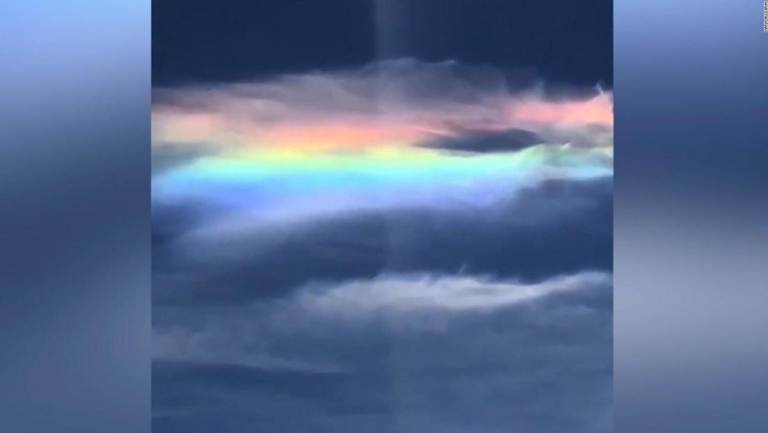 """#LaImagenDelDía: el fenómeno """"arcoíris de fuego"""""""