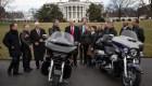 Los aranceles al acero y aluminio que decretó el presidente Donald Trump afectan hasta a las legendarias motocicletas Harley-Davidson
