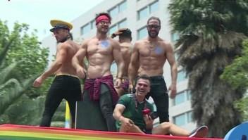 La Marcha del Orgullo cumple 40 años en Ciudad de México