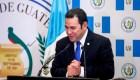 Jimmy Morales ordena solicitar TPS para guatemaltecos