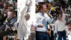Así fueron los cierres regionales de las campañas presidenciales en México