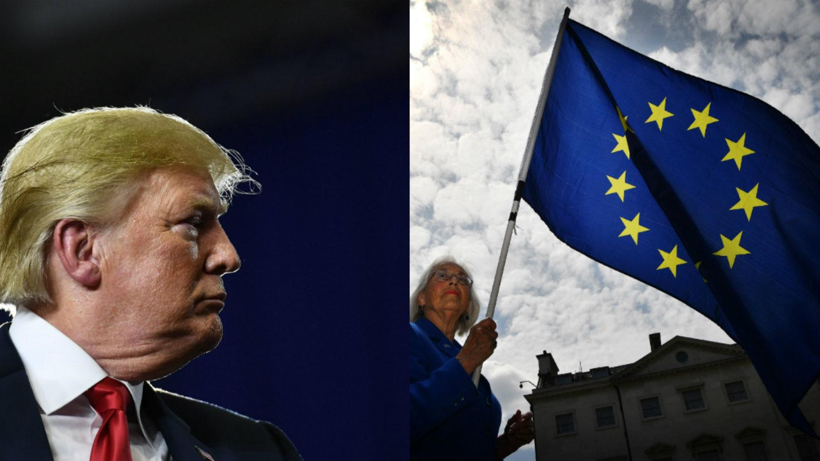 #MinutoCNN Europa prepara medidas en respuesta a aranceles de Trump