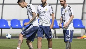 Argentina, paralizada por partido contra Nigeria