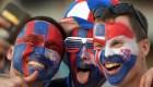 #LaImagenDelDía: los rostros del Mundial 2018