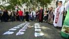Protestas contra Jeff Sessions en Los Ángeles