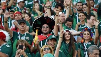Así celebra México en Rusia tras clasificar a octavos