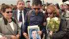 Vuelven a casa los cuerpos de los periodistas ecuatorianos asesinados