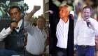 Candidatos presidenciales cierran campañas en México