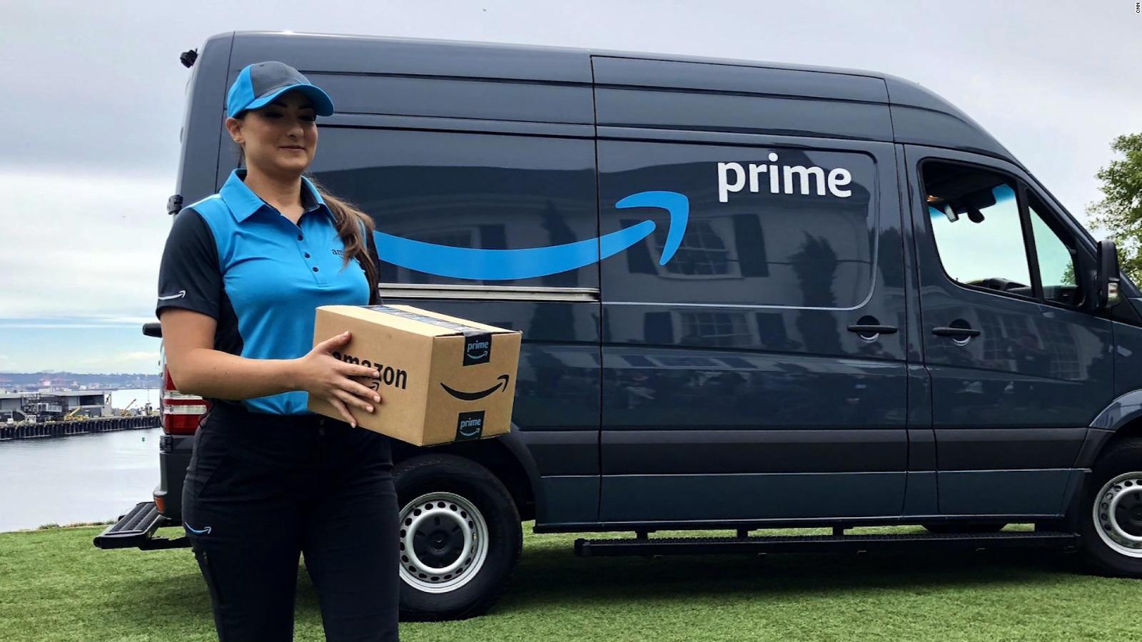 Ya puedes iniciar tu propio negocio junto a Amazon | Video | CNN