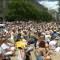 Mujeres protestan en Washington contra la separación de familias