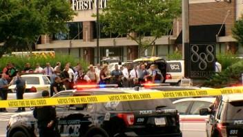 Tiroteo en el Capital Gazette: reportan varios muertos y heridos