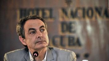 Rodríguez Zapatero afirma que hay menos pobreza en el mundo