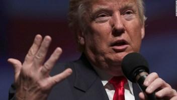 Donald Trump y una polémica más: su fundación de caridad.