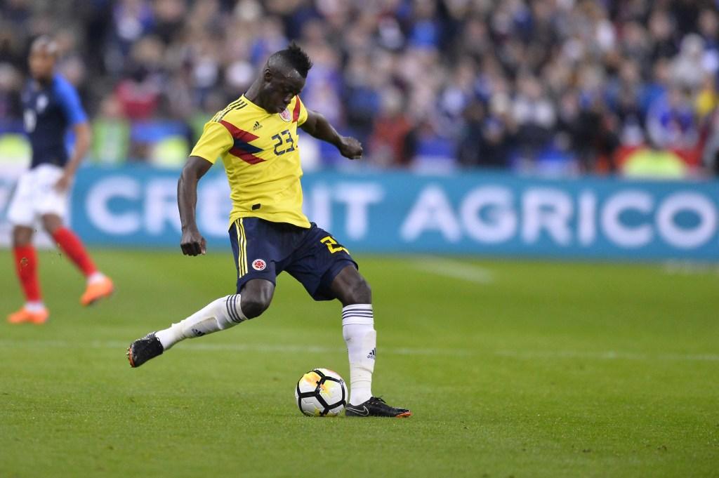 El Tottenham Hotspur es el cuarto equipo con mayor número de jugadores internacionales. Entre ellos está Davinson Sánchez, de Colombia. (Crédito: Aurelien Meunier/Getty Images)