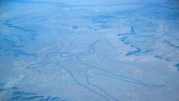 Misterioso geoglifo. (Crédito: Wikimedia commons)