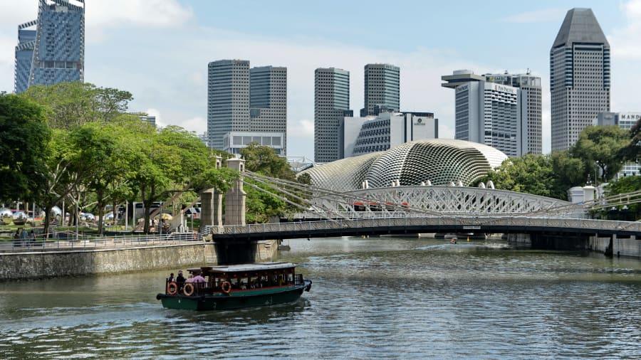 1. Singapur aparece en primera posición en la lista tras una encuesta en 142 países. Logró una puntuación de 97.