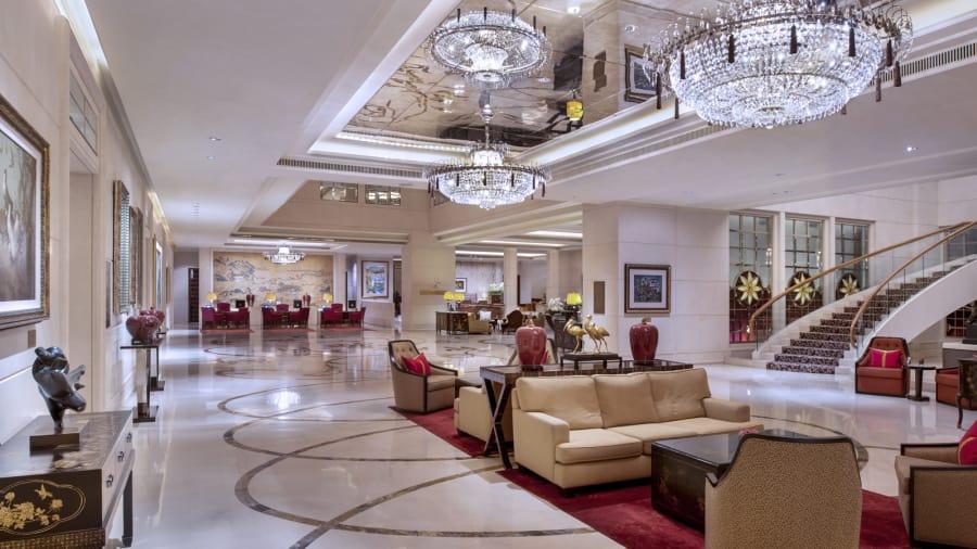 El líder de Corea del Norte, Kim Jung Un, se registró en el St. Regis Singapore, uno de los hoteles más lujosos de la ciudad.