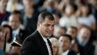 ¿Es el asilo político una opción para Rafael Correa?